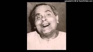 Oi Janalar Kachhe(ওই জানালার কাছে বসে আছে) - Debabrata Biswas