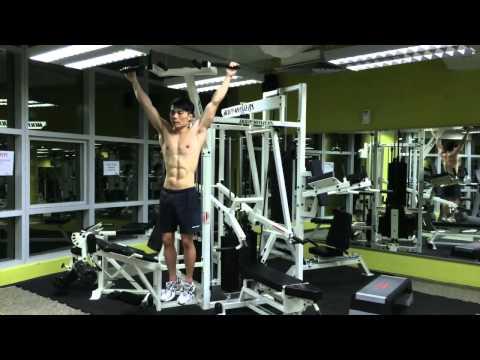Singaporean breaks Guinness World Record for doing 44 pull ups in 1 min