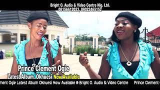 "Prince Clement Ogie latest album Titled:- ""OKHUESI "" { VIRTUOUS WOMAN }"