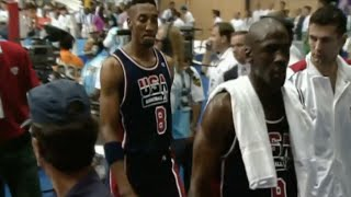 Top 10 Biggest Moments In USA Basketball History: Jordan & Pippen Welcome Kukoc