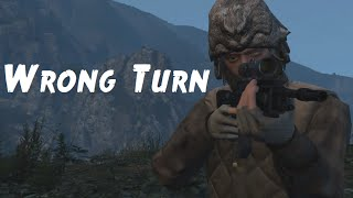 Wrong Turn GTA 5 Machinima scary full movie (horror)
