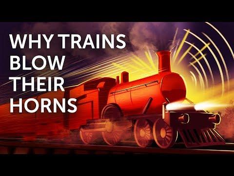 Why Trains Blow Their Horns So Much