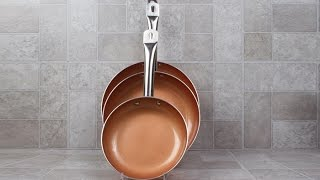 Cleaning a Copper-pan with Diatomaceous Earth