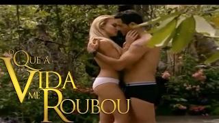 O Que A Vida Me Roubou Capitulo 7 - Montserrat e José Luis fazem amor - Completo | SEM CORTES