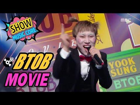 Xxx Mp4 HOT BTOB 비투비 MOVIE Show Music Core 20170325 3gp Sex
