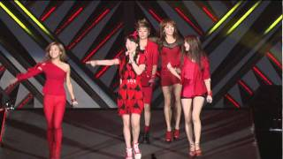 SMTOWN LIVE in TOKYO SPECIAL EDITION_에프엑스_Hot Summer Clip