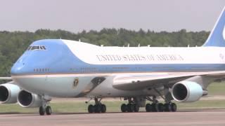 Barack Obama Visting Arkansas