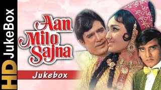 Aan Milo Sajna (1970) | Full Video Songs Jukebox | Asha Parekh, Rajesh Khanna, Vinod Khanna