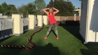 Flex (Ooh, Ooh, Ooh) - FULL WORKOUT - Hip Hop Dance Workout for Beginners