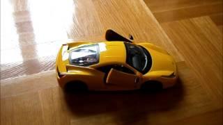 Auto na daljinski Ferari 458 Italia