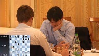 ♚ GM Hikaru Nakamura vs GM Magnus Carlsen 🏆 Chess Blitz Matchup ⏲ Zurich Chess Challenge 2014
