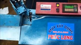 Construction iron bending machine belt automatically.