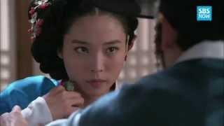 SBS [비밀의 문] - 세자와 지담, 기방에서 재회하다