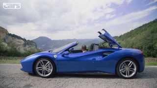 Chris Harris on Cars - Ferrari 488 Spider
