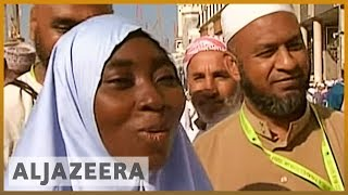 Saudi Arabia marks first day of Hajj