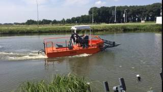 Conver C96-5 working boat