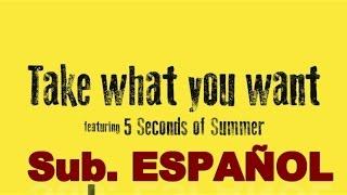 Take What You Want - One Ok Rock ft. 5SOS Subtitulado al español