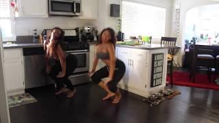 Rake it up Jilly and Aliya style
