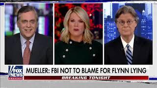 Mueller  FBI not to blame for Flynn lying Fox News