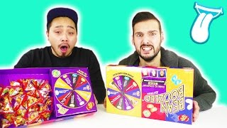 Jelly Bean Boozled Challenge Deutsch 4.EDTION |BACKPFEIFEN BESTRAFUNG KAAN & YOSHI |IN ALLER MUNDE