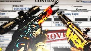 CONTRATO DE LA NUEVA SSG DRAGONFIRE Y M4A4 BUZZ KILL StatTrak