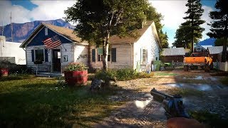 FAR CRY 5 - 4 Minutes of New Gameplay | E3 2017 (1080p) (PS4/XBX/PC)