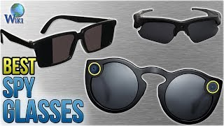 7 Best Spy Glasses 2018