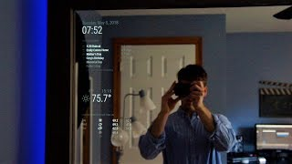 ALEXA Smart Mirror (New Build)