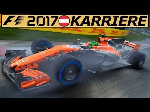 REGEN-ROULETTE (Q) – F1 2017 KARRIERE Gameplay German #28 | Lets Play Formel 1 2017 Deutsch 4K