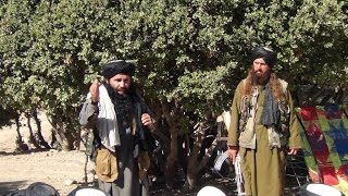 New Video of TTP chief; Mullah Fazlullah vows fight for Sharia & 'Settler Punjabi ISI' !!
