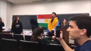 UCLA: Pro-Palestine students disrupt cultural event for Jews, Kurds and Armenians