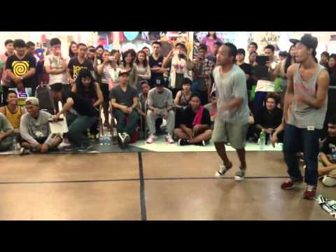 [Final] Yo sub nigga VS Romeo Zerious [Sarakham City Breake