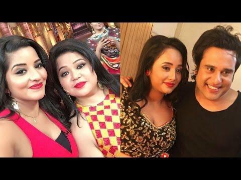 EXCLUSIVE | Hot Bhojuri Actress Monalisa & Rani Chatterjee on COMEDY NIGHTS BACHAO | NAV Bhojpuri