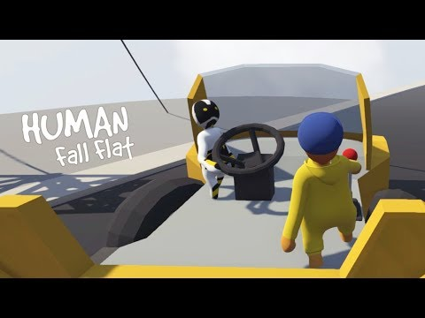 Xxx Mp4 DOWN IN THE DUMPS Human Fall Flat Gameplay 3gp Sex