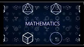 Introduction to Mathematics