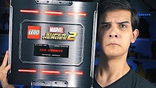Распаковка LEGO Marvel Super Heroes 2!