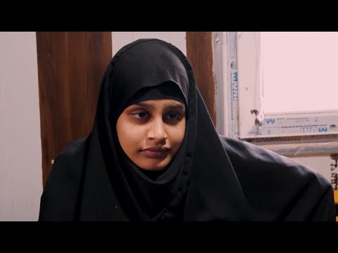 Xxx Mp4 Woman Who Joined ISIS Wants To Leave 3gp Sex
