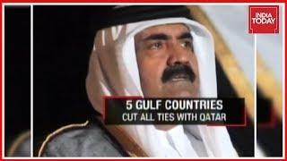 Five Gulf Countries Cut Ties With Qatar