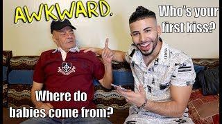 Asking Baba Saleh Awkward Questions...