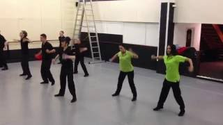 Jayson Taylor Dance Class