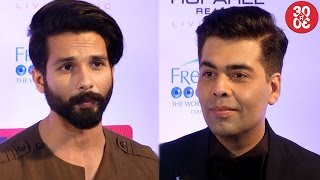 Shahid Clears The Rumors Related To Padmavati Delay | When Will Karan Show Glimpses Of His Babies?