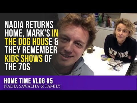 Xxx Mp4 Home Time 5 Nadia RETURNS Home Mark S In The DOG HOUSE They REMEMBER Kids Shows Of The 70s 3gp Sex