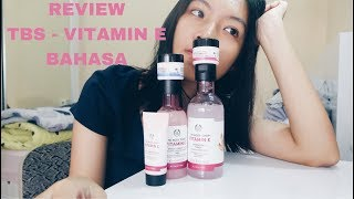 Review The Body Shop - Vitamin E (Bahasa Indonesia)
