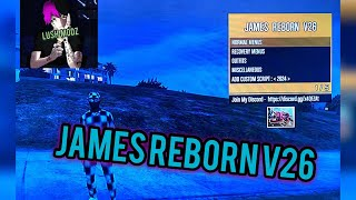 [GTA 5 JAMES REBORN V26 MODLOADER + FREE DOWNLOAD]1.27/1.28