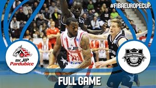 BK Pardubice (CZE) v U-BT Cluj Napoca (ROU) - Full Game - FIBA Europe Cup 2016/17