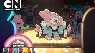 Gumball | Prom King | Cartoon Network