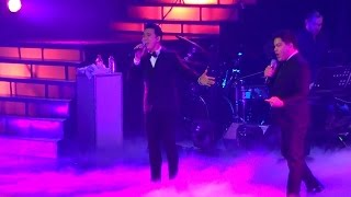 MARTIN NIEVERA & ERIK SANTOS - This Is The Moment (ROYALS: SM MOA Arena)