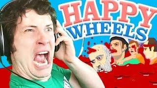 Happy Wheels: NEW WORLD RECORD!!