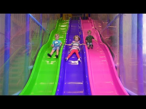 Fun Indoor Playground for Kids and Family at Bill & Bull s Lekland