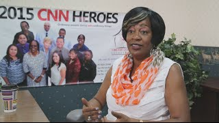 KVCR NOW: IE's Kim Carter for 2015 CNN Hero